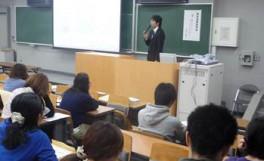 「理系進路説明会」の開催を開催しました(2011/05/26)