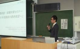 「最終版!就職対策セミナー〜大手受験前の最終確認〜」の開催について(2011/05/19)