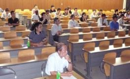 農業資源・技術研究センター主催第1回公開セミナー 「エアロビック・ライス法 節水と多収を両立する稲作の実現に向けて」を実施 しました(2011/06/27)