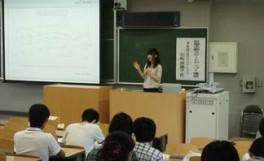 「就職活動スタートアップ!講座」を実施しました(2011/06/23)