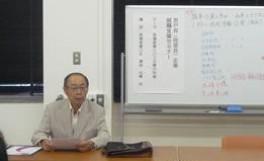 「池戸会(同窓会)企画就職支援セミナー」を実施しました(2011/07/21)