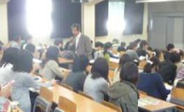 「キャリア形成促進ガイダンス」を開催しました(2011/10/20)