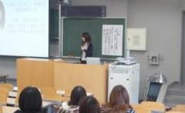 「女子学生のための就活講座&第2回キャリアデザイン講座」の開催しました(2011/10/27)