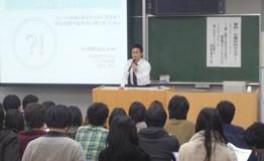 「業界・企業研究セミナー」を開催しました(2011/11/17)