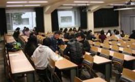「グループディスカッション対策講座」の開催について(2012/01/19)