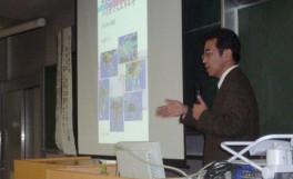 「農業資源・技術研究センター主催 第3回公開セミナー」を開催しました(2012/02/02)