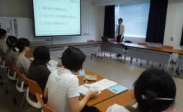 「夏・秋就職戦線対策セミナー」を実施しました(2010/08/05)