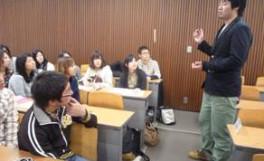 「就職活動マナー講座&内定者懇談会」の開催について(2010/11/11)