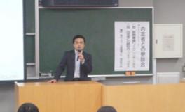 「内定者との懇談会」を開催しました(2011/11/10)