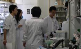 「農学部職場体験実習」を実施しました(2010/08/27)
