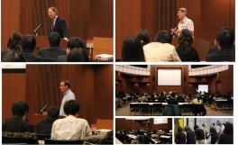 香川大学農学部 植物ゲノム・遺伝子源解析センター<BR>公開国際シンポジューム「ファイトジーンの可能性と未来 V」実施報告