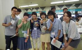 新入生と留学生の集い2014