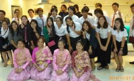 「国際インターンシップ in バンコク2014」を実施しました