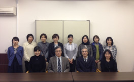 「Afternoon Meeting in 農学部」を開催しました