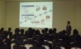 「しごと・職種研究セミナー& 農学部合同企業説明会」の開催報告