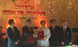 タイ・アサンプション大学との学術交流協定締結