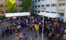 「オープンキャンパス・収穫祭2015」を11月3日(火)に開催しました。