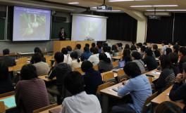 2013年イグノーベル賞化学賞受賞者・今井真介博士  による講演
