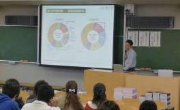 「大学院進学のすすめ」、「後期就職活動スタートガイダンス」及び「公務員説明会」の開催