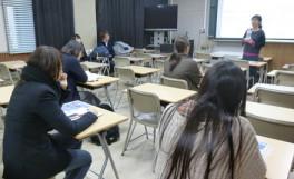 「海外留学説明会」を開催