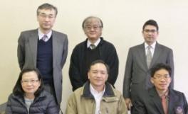 チェンマイ大学農産学部学部長ら3名が農学部を訪問