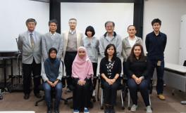 平成28年度SUIJIジョイント・ディグリー・マスタープログラム(SUIJI-JDP-Ms) 開始式