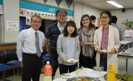 「留学生と日本人学生との集い2016」を実施(2016/4/27)