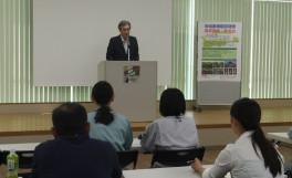 「香川大学農学部・地域農業振興研究」成果発表・交流会を開催
