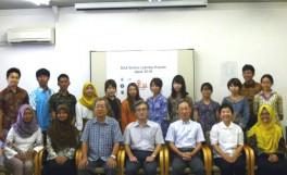 平成28年度SUIJI国内サービスラーニング・プログラム修了式