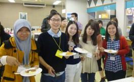 2016年度「新留学生と日本人学生の集い」開催