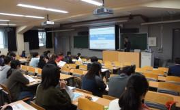 「面接・グループディスカッション対策講座」を開催
