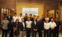 帰国留学生ネットワーク・タイ支部第3回総会に参加
