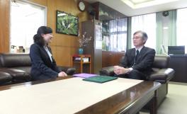 香川大学とチェンマイ大学大学院修士課程のダブルディグリー協定に基づく、日本人派遣学生初の学位取得