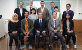 平成29年度ジョイント・プログラム・マスター(SUIJI-JP-Ms)開始式