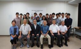 平成29年度SUIJI国内サービスラーニング・プログラム修了式