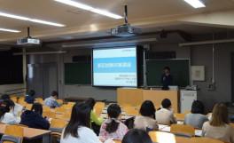 就職ガイダンス「就活の筆記試験対策講座」を開催