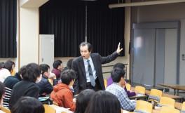 就職ガイダンス「エントリーシート対策講座」を開催