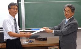 柳 智博教授が公益財団法人日本メンデル協会和田賞を受賞