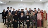 平成29年度SUIJI-JP-Ms派遣・受入学生成果発表会及び受入学生修了式