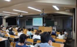 「職務適性テスト解説会&自己分析(インターンシップ対策)」の開催