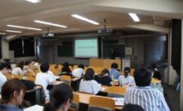 「インターンシップ&就職活動マナー講座」の 開催