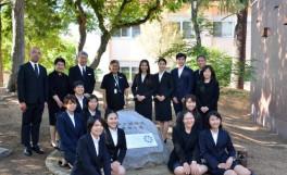 タイ王国シリントーン王女殿下 香川大学希少糖生産ステーションを訪問