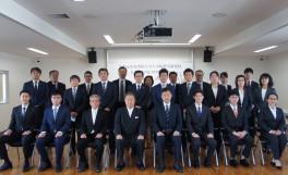 令和元年度香川大学大学院農学研究科 日本の食の安全特別コース入学式