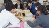農学部留学生と高校生が異文化理解のグループワークを実施