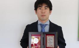 2020年度日本畜産学会で奨励賞を受賞
