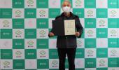 日本ブドウ・ワイン学会技術賞を受賞